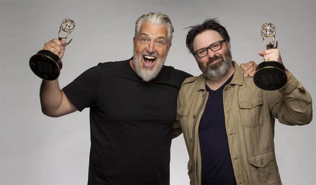 Redbear Wins an Emmy